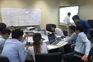 カンボジア国 送変電システム運営管理能力向上プロジェクト(組織開発)